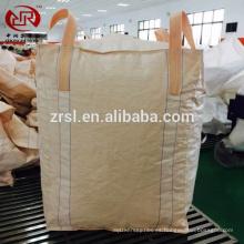 2017 bulto más barato 1000kg, bolso de FIBC, bolso de una tonelada / 1.5ton / 2ton para la leña de la arena de la semilla
