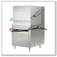 K713 Electric Hood Type Dish Washer With Pre-cleaning And Exit Table
