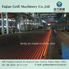 Cama de refrigeración para planta de laminación de acero