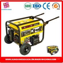 Elepaq Typ Benzin-Generatoren (SC6500E2) für den Bau-Netzteil