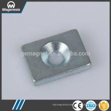 Factory made economic ndfeb heart neodymium magnet