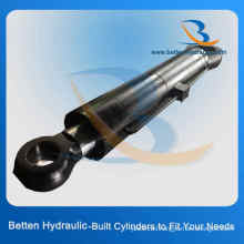 Stainless Steel Barrel Telescopic Hydraulic Cylinder with Proper Price