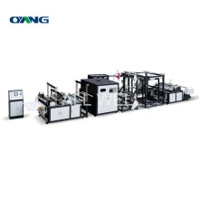 ONL-XC700 Environmental Nonwoven Shoe Bag Making Machine, Non Woven Fabric Bag Making Machine