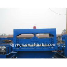 Rollo de perfilado de hoja de tejado de acero del color que forma la máquina