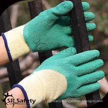 SRSAFETY 10 gauge wholesale products safety latex gloves