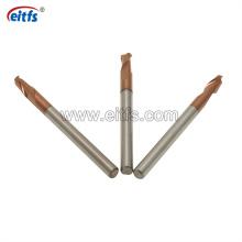 4mm R0.5 Carbide 2 Flute Corner Radius End Mill Milling Cutter