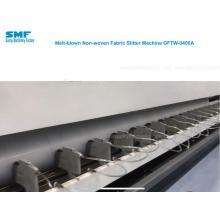 PP meltblown Nonwoven Fabric Slitting Machine