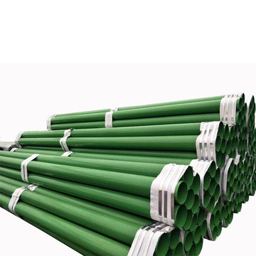 28 Inch Plastik Coated Gas Carbon Steel Pipe