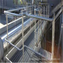 Hot DIP Galvanized Steel Ball Joint Handrail Stanchions for Outdoor Handrail Fence