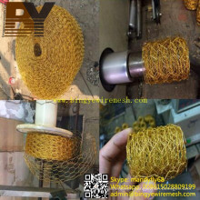 Hexagonal Decorative Wire Mesh for Cabinets