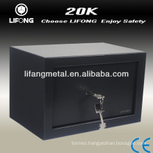 Office furniture security equipment of safe box with small and bigger size