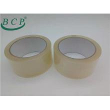 Прозрачная упаковочная клейкая лента БОПП