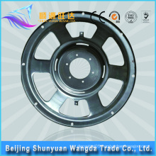 general usage AC aluminum high quality aluminum electric motor fan cover