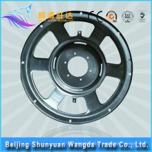 Uso geral AC alumínio de alta qualidade de alumínio motor ventilador tampa