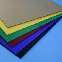 Цветной литой акриловый лист ПММА пластиковый лист