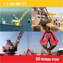 Crane Electro-hydraulic Grab Bucket