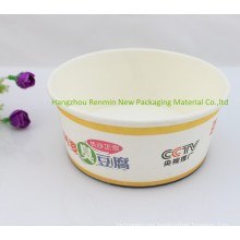 Wholesale Disposable PLA Lined Paper Food Container