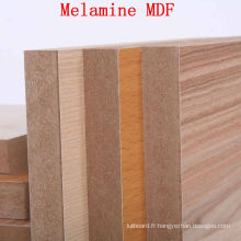 MDF simple pour l'ameublement