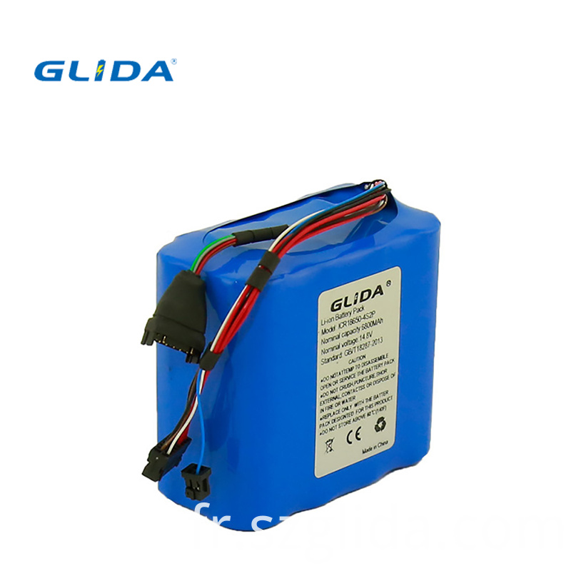 Lithium Battery Pack 133