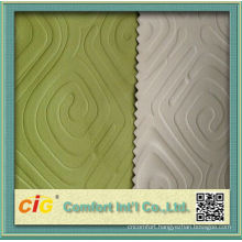 Good Quality Embossing Synthetic PU
