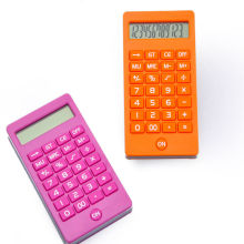 12 Digits Basic Calculator with Pocket Size