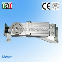 Motor eléctrico de puerta corredera