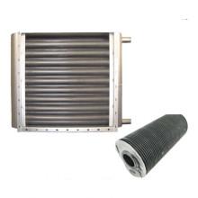 air compressor fin tube radiator