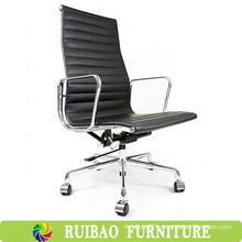 Modern Fashionable PU Leather Cover High Backrest Office Chair/ True Designs Office Chair