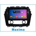 Android System Auto DVD für Maxima mit Auto GPS / Navigation / Auto Audio