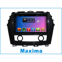 Android System Car DVD for Maxima with Car GPS/Navigation/Car Audio