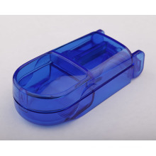 2015new Plastic Pill Box with Cutter for Promotion Plb31