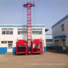 Elevador de material Ss100 / 100 / Elevador de construcción / Elevador de construcción