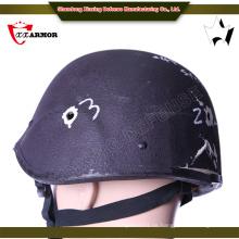 China Großhandel PE Faser ballistische Helm Kappe