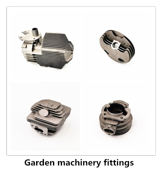 Machine Part Fittings