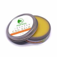 Hemp CBD salve for pain with terpenes myrcene
