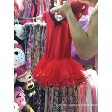 diseños calientes tutú ropa vestido de baile para niños