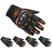 Outdoor Sports Cycling Motorcycle Mountain Bike Cycling Protective Biker Gloves Anti Slip