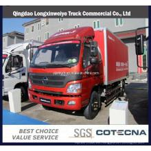 Camión de camión Foton 4X2 6ton (BJ5049V8CEA-FE)