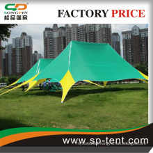 8*12m Waterproof PVC Fabric outdoor star tent for sale
