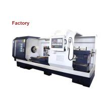 Large size metal lathe CK6185 ck6185 heavy duty cnc lathe machine