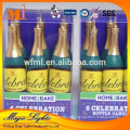 New designed unscented beer birthday candles