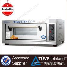 Konkurrenzfähiger Preis Neuer Entwurf Ofen für Brot-elektrischer Plattform-Ofen-Preis