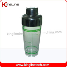 Abanador de cocktail plástico de 500 ml (KL-3058)