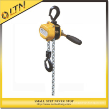 CE Approved Hand Crank Hoist 0.5 Ton