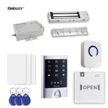 Wiegand26 Touch Keypad Wireless Rfid Door Access Control Kit