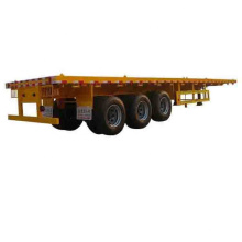 flatbed container pallet truck semi