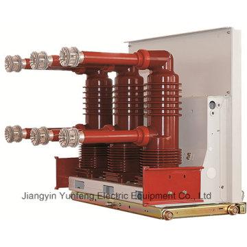 Uso interior del disyuntor del circuito de alto voltaje de la extinción del arco de vacío 12kv -Vs1