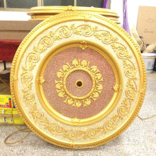 PS Round Medalion artistique pour le marché de la Turquie Décoration intérieure Dl-1160-10
