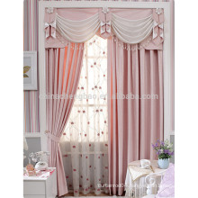 Embroidery flower curtain designs silk curtains india