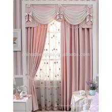 Bordado, flor, cortina, projetos, seda, cortinas, índia